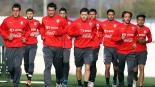 Selección chilena en concentración