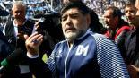 Diego Maradona deja de ser técnico de Gimnasia y Esgrima