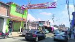 Mantas delincuentes Toluca asaltos