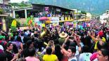 Morelos turistas puente