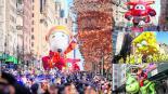 ¡Globos monumentales! Realizan tradicional desfile de Acción de Gracias en Nueva York
