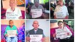 Abuelitos de casa hogar en Morelos hacen carta a Santa para recibir apoyo en Navidad
