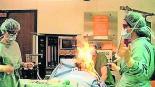 paciente muere incendiada