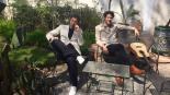 """""""Adán & Xavi y los Imanes"""" (Foto: Sergio Flores)"""