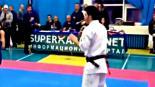 La pelea de karate más rápida de la historia