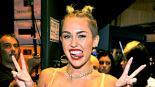 Miley Cyrus se desnuda y baila twerking, otra vez