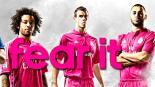 El Real Madrid jugará de rosa la próxima temporada