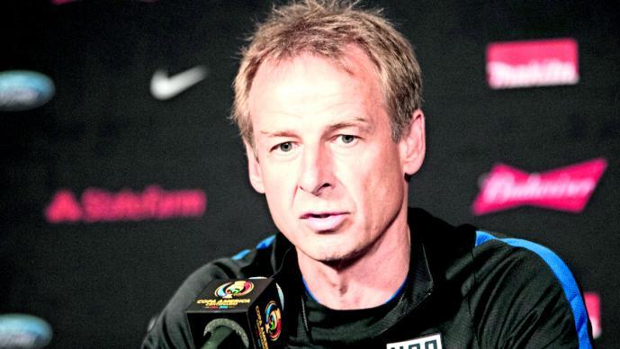 Bruce Arena reemplaza a Klinsmann como técnico de EE.UU