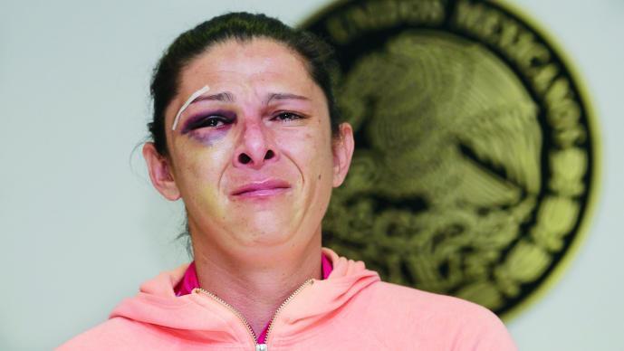 Ana Guevara confirma identidad de uno de sus agresores