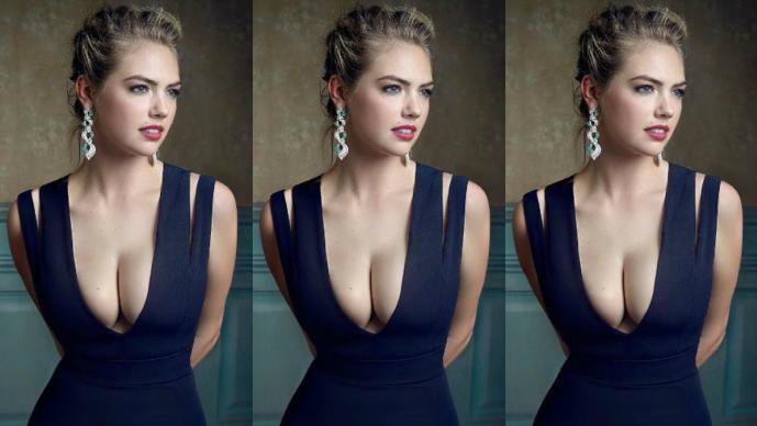Kate upton desata la imaginaci n con provocativa delantera for Ropa interior provocativa