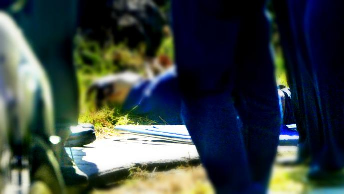 Resultado de imagen para Hallan cuerpo de una mujer en camino de terracería en Xochimilco