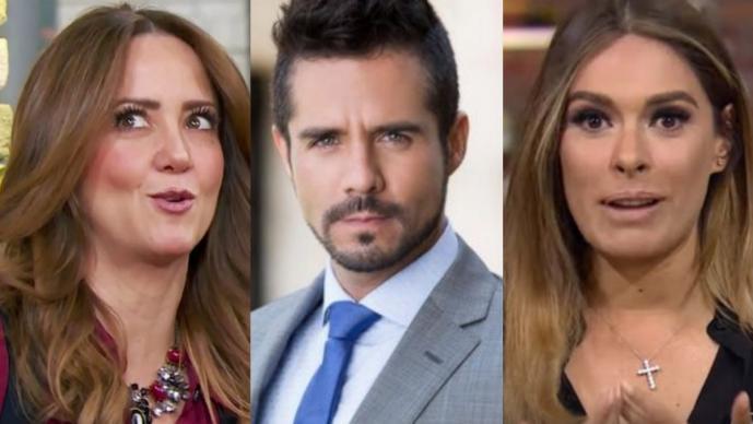 Ataca José Ron a Galilea y Andrea Legarreta: ¡No hablen por hablar!