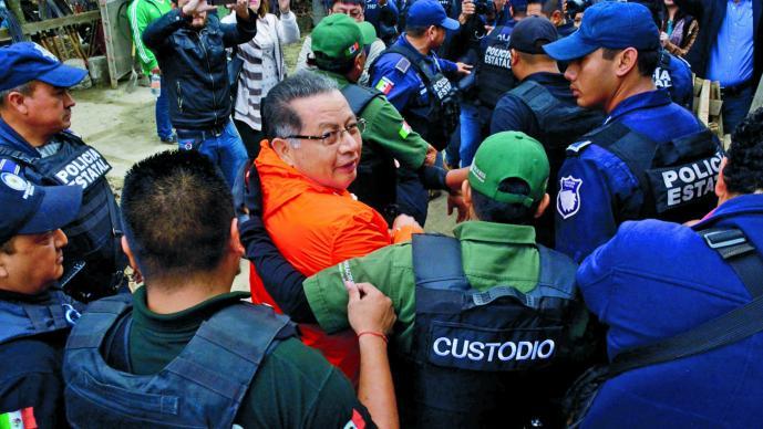 Foto: Miguel Carmona, El Gráfico