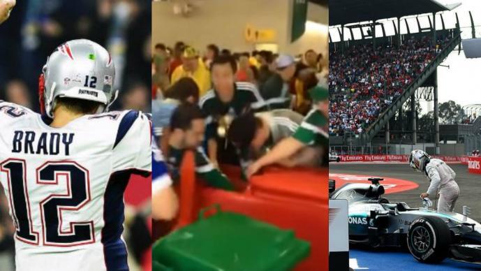 El FBI regresa los jerseys que le robaron a Brady