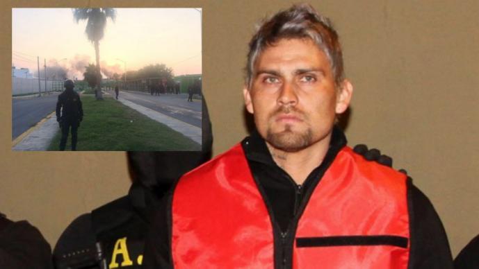 Filtran imagenes de las lesiones de 'El Gato' Ortiz