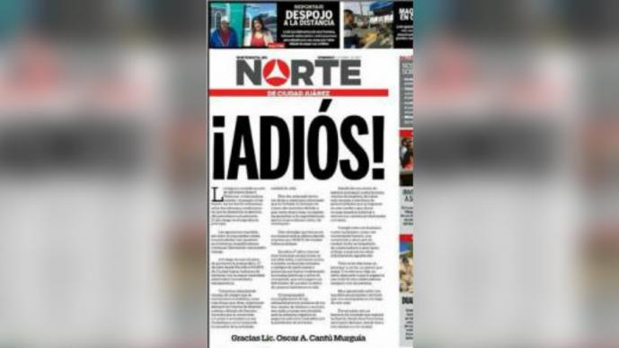 americas diario norte ciudad juarez cierra inseguridad