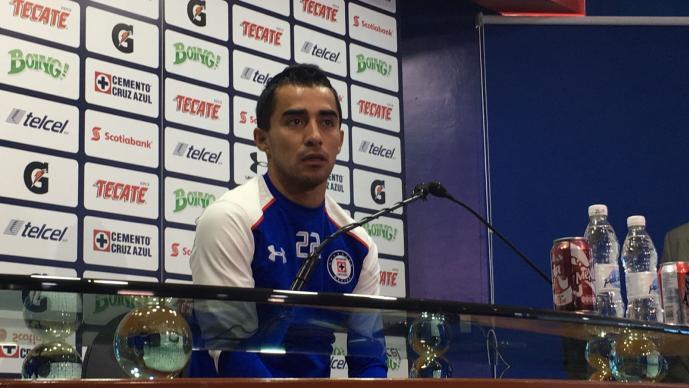 Alfredo Talavera se aventó un #EpicFail contra Cruz Azul