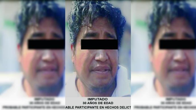 Cae presunto violador; fue monitoreado por cámaras de videogilancia