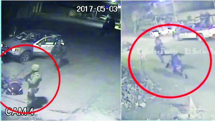 PGR y Sedena investigan acciones del Ejército en Puebla grabadas en video
