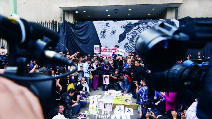 Periodistas mexicanos dicen