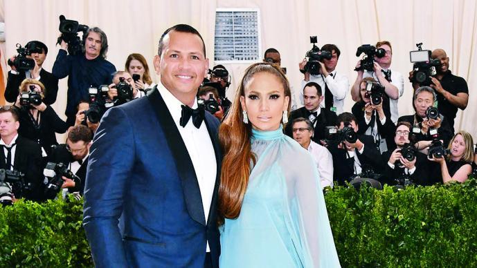 Jennifer Lopez comparte romántica foto junto a Alex Rodríguez