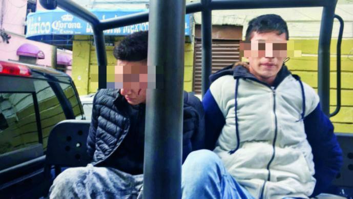 Niños Rateros Son Detenidos Por Cuarta Vez El Gráfico Historias Y
