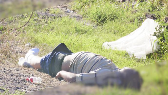 Hallan otro cadáver, ahora en Las Lajitas