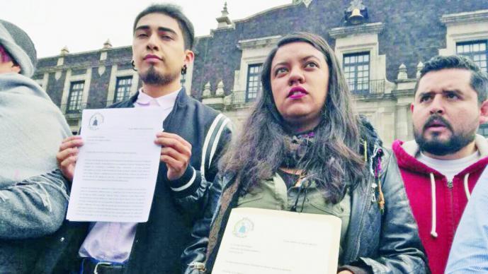 Ximena García, El Gráfico