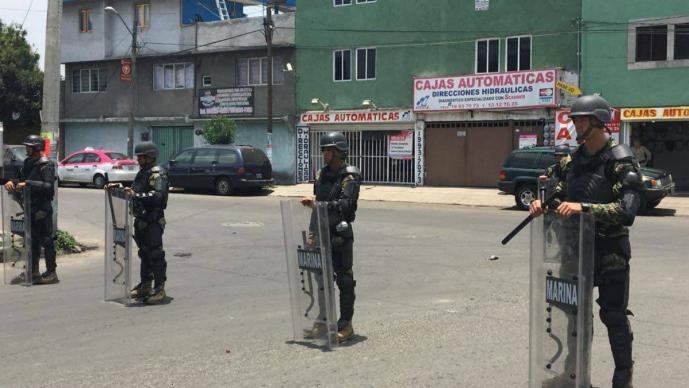 Abaten en Tláhuac a el 'El ojos', lider delincuencial