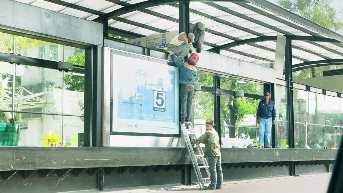 Dará inicio la ampliación de la línea 5 del Metrobús