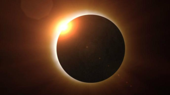 Conoce qu es un eclipse sus tipos y consecuencias el for Que dia lunar es hoy