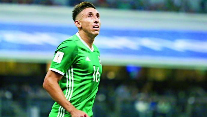 México, ya clasificado, jugará con 3 bajas en Costa Rica
