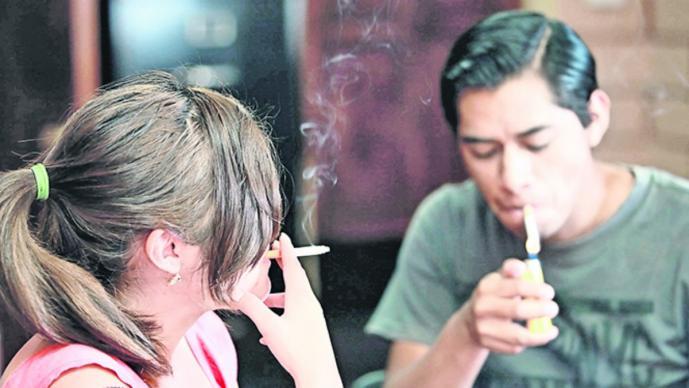 Aumenta consumo de tabaco entre niños de 10 años: Conadic