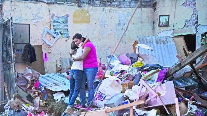 Resultado de imagen para jojutla sismo 2017