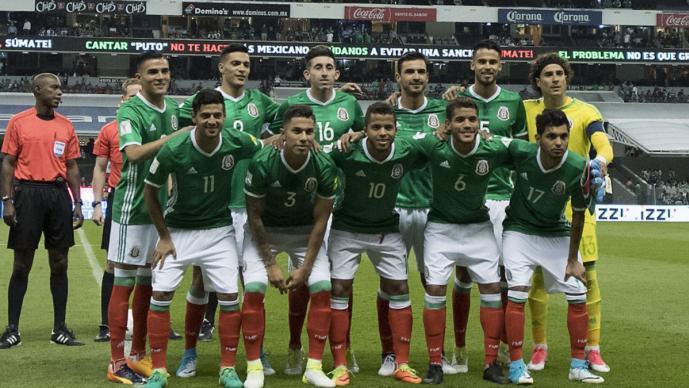 Selección Mexicana se medirá contra dos europeos
