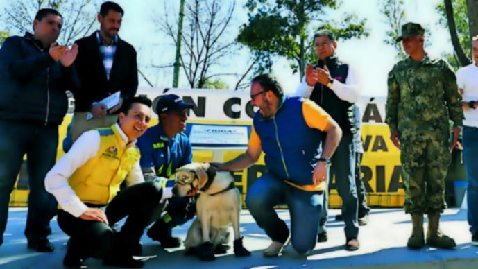 Construirán clínica veterinaria en honor a Frida en Coyoacán