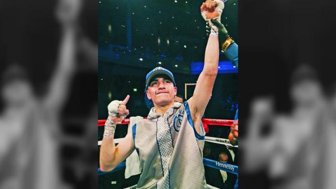 Fallece en accidente automovilístico el boxeador César Díaz