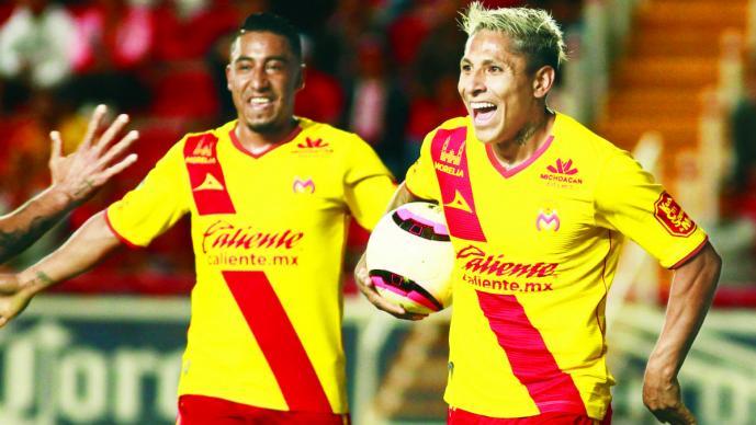 Monterrey tiene un pie en la final del Apertura 2017