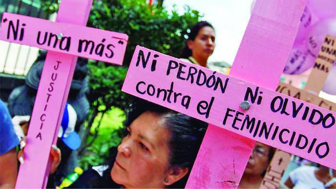 En 32 años han sido asesinadas 52 mil 210 mujeres en México