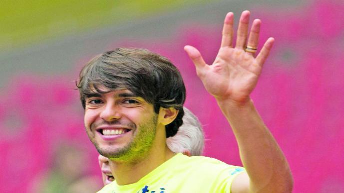 Kaká anunció que se retira del fútbol