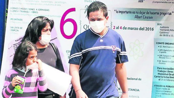 Suman dos decesos por influenza en Hidalgo