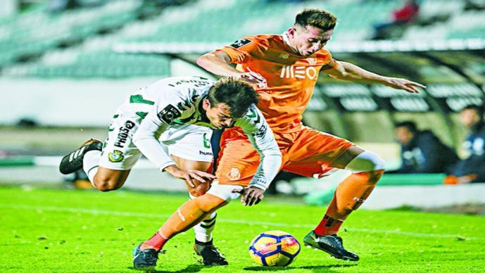 Federación portuguesa suspende dos partidos a Héctor Herrera por agresión