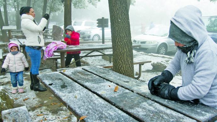 Mantendrá frente frío 23 heladas en Puebla
