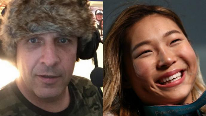 Conductor de radio llama 'culito' a campeona olímpica y lo corren