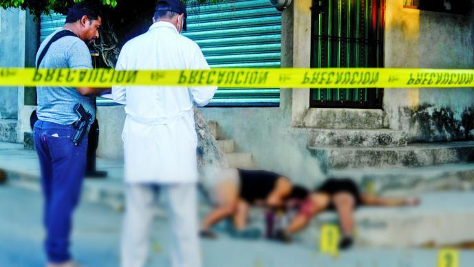 Matan a 11 en ocho horas en Acapulco