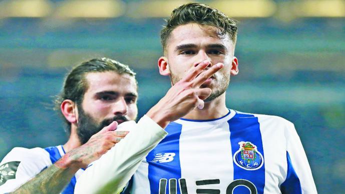 Diego Reyes dejaría el Porto