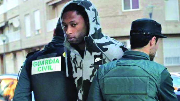 El Villarreal suspendió a Semedo, que sigue en prisión