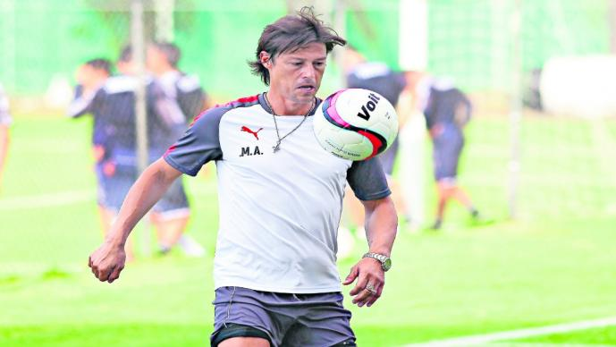¿Paco Gabriel de Anda como director deportivo?