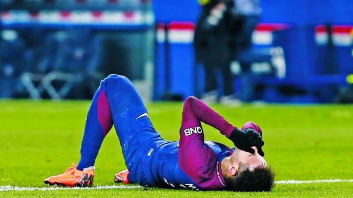 Neymar quiere regresar al Barça
