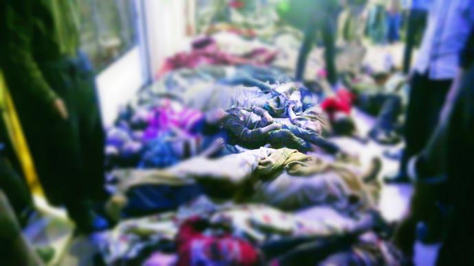 Aprueba el ataque a siria, pero lo ve insuficiente